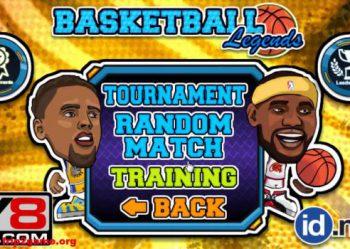 Basketball Game (basketball.io)
