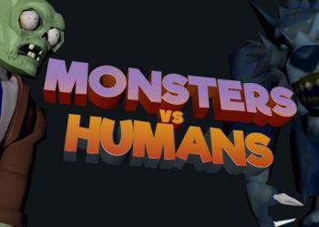 Monsters-vs-humans
