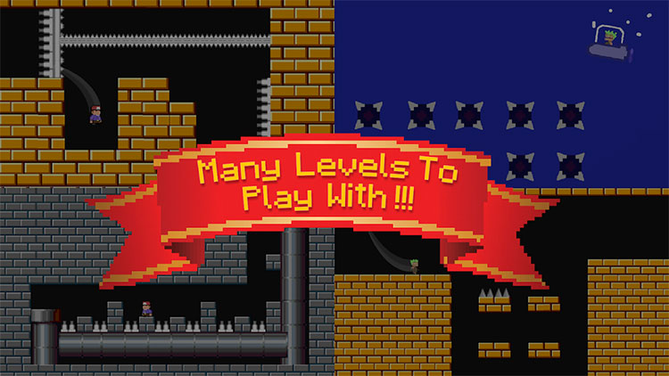 Play Trap Adventure 2 Online With Friends